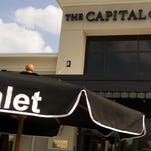 The Capital Grille is part of Dine Out for Hunger.