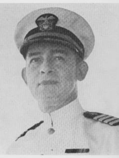 Capt. Franklin Van Valkenbergh of Milwaukee was commanding officer of the USS Arizona when it was attacked at Pearl Harbor on Dec. 7, 1941.