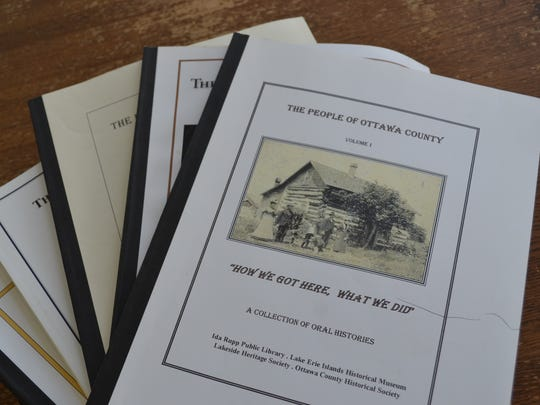 """The seventh volume of """"The People of Ottawa County"""" is due for release this summer."""