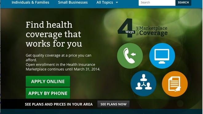 About 146,000 people in South Carolina signed up for health insurance through HealthCare.gov during the six-month open enrollment period, federal figures show.