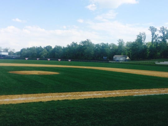 The Pingry School baseball field