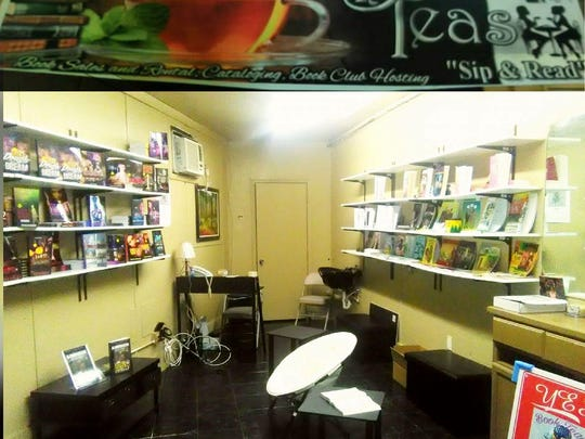 Books Teas is at 907A Gamble St. in the Bond Community between Florida A&M University and Florida State University.