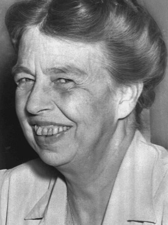 an analysis of the contributions of anna eleanor roosevelt a first lady of the united states of amer