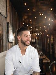 Chef Robbie Felice owns Viaggio in Wayne,