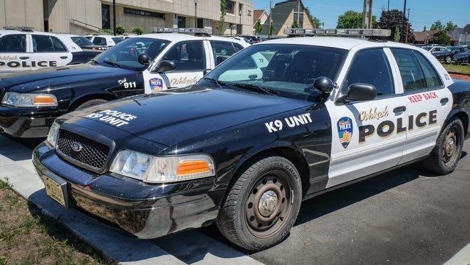 Oshkosh Police Car