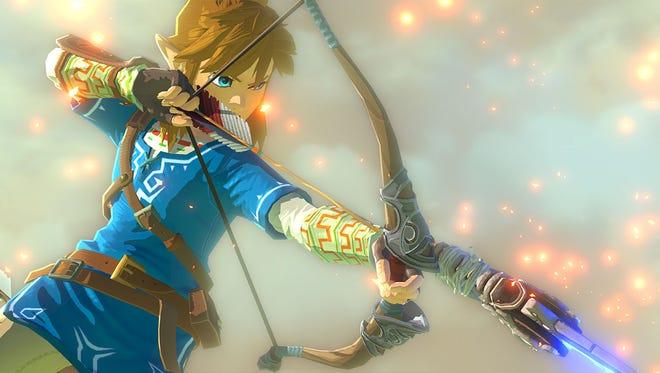 'The Legend of Zelda' for Nintendo Wii U