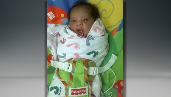Dallas police say 2-month-old Justice Hull was drowned Jan. 26, 2015, by her 14-year-old caretaker.