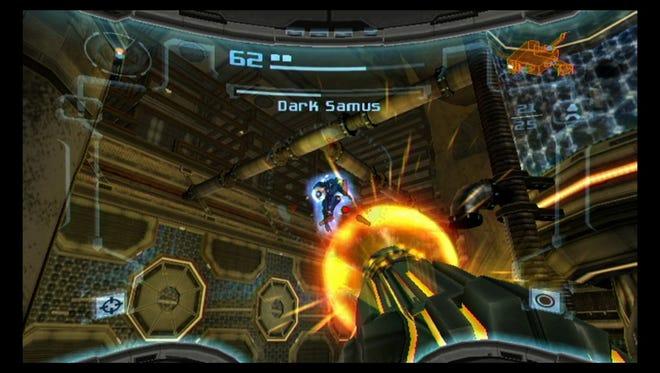 'Metroid Prime Trilogy' arrives on the Wii U this week.
