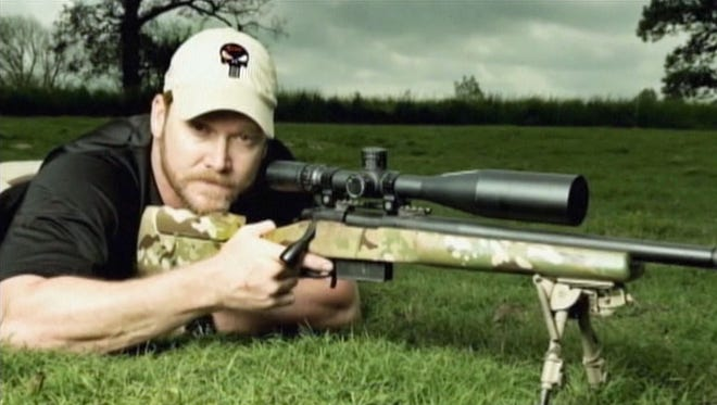 Navy SEAL sniper Chris Kyle was murdered on February 2, 2013.