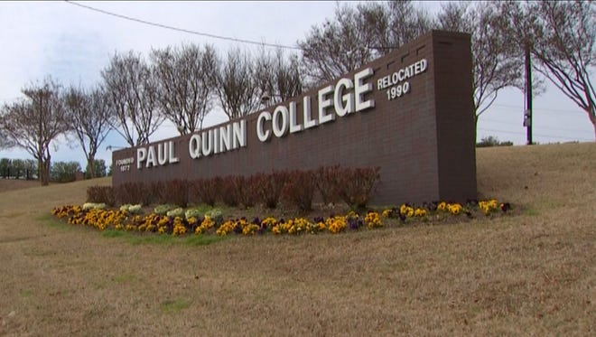 Paul Quinn College has a plan to make education more affordable for students.