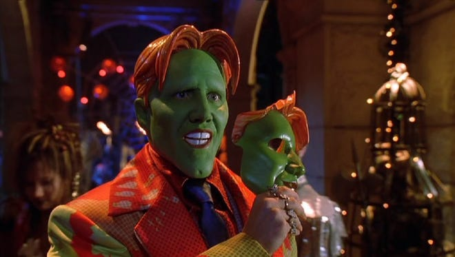 """Jamie Kennedy tries for manic comedy in """"Son of the Mask,"""" but falls short of Jim Carrey."""