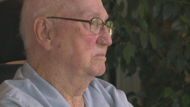 WWII veteran denied move to California.