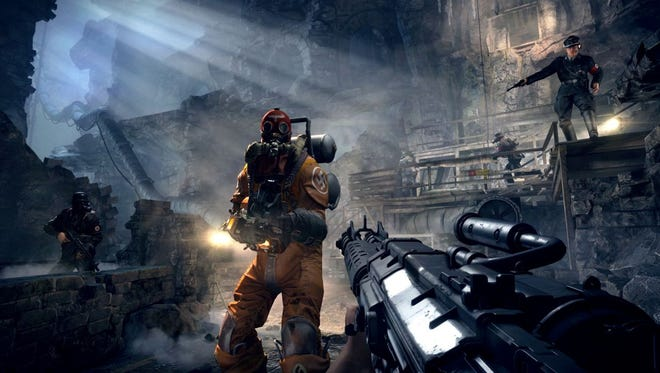 """B.J Blazcowicz returns for more action in """"Wolfenstein: The Old Blood."""""""
