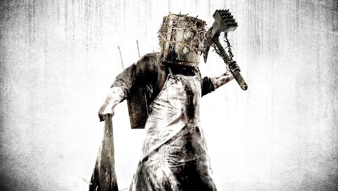 The Evil Within: The Executioner DLC swaps the third-person look of the series for a more visceral first-person experience.