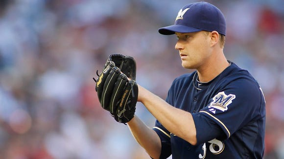 Roberson graduate Chris Narveson is currently a pitcher in the Miami Marlins organization.