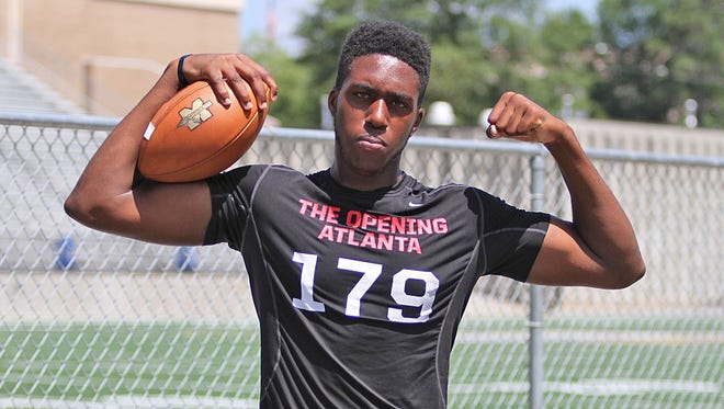 Christian Roberson is the 12th commitment for Mississippi State in 2016