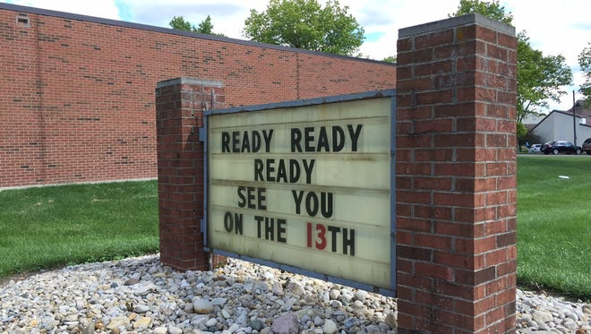 Lakota Schools, Ohio's 8th largest district, starts classes Thursday morning. More than 16,500 students will travel to the Butler County district's 22 schools. A sign outside of Hopewell Junior School in West Chester tells the public they are more than ready.