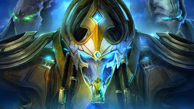 The Heirarch of the Daelaam, Artanis.