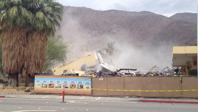 Officials with the Agua Caliente Band of Cahuilla Indians have asked Palm Springs to transfer some streets -- and parts of streets -- around the site of the former Spa Resort hotel back to tribal management.