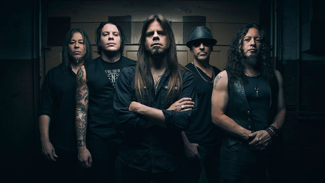 The progressive heavy-metal band Queensrÿche is set to perform on Saturday at Speaking Rock Entertainment Center, 122 S. Old Pueblo.