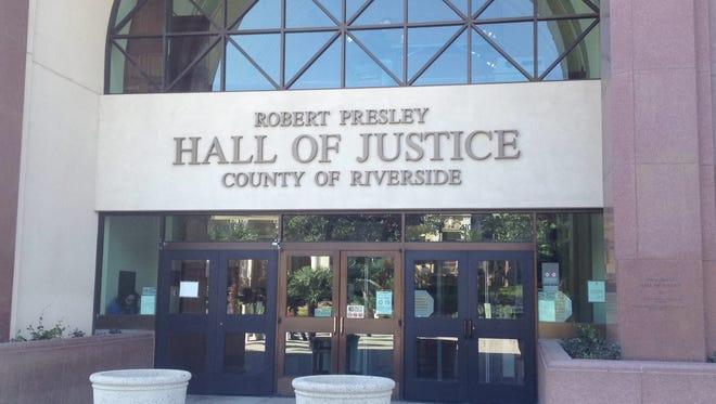 Robert Presley Hall of Justice