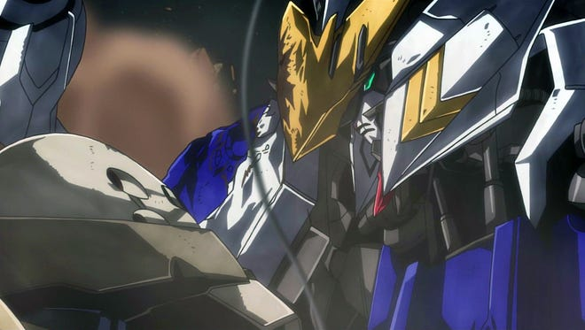 """Things get up close and personal in """"Gundam Iron-Blooded Orphans Episode 7: Whaling."""""""