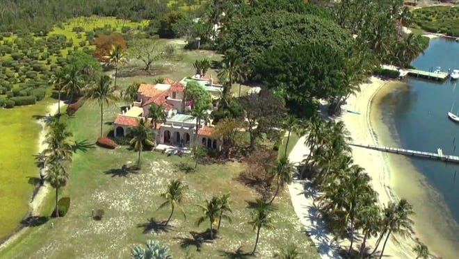 Little Bokelia Island was purchased for $14.5 million making it the most expensive property sale in Lee County in 2015.