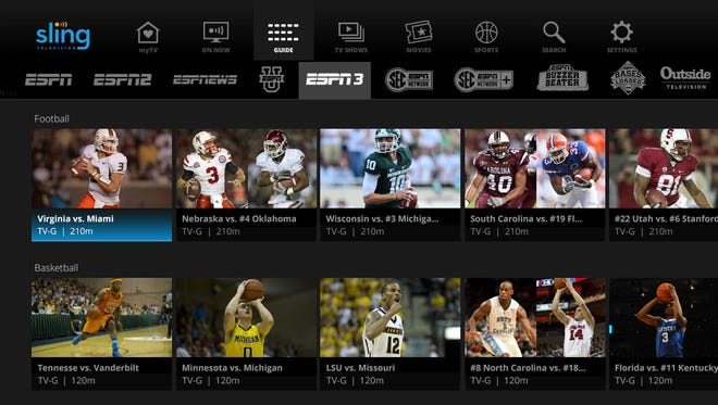 Dish supersizes Hopper DVR, improves Sling TV