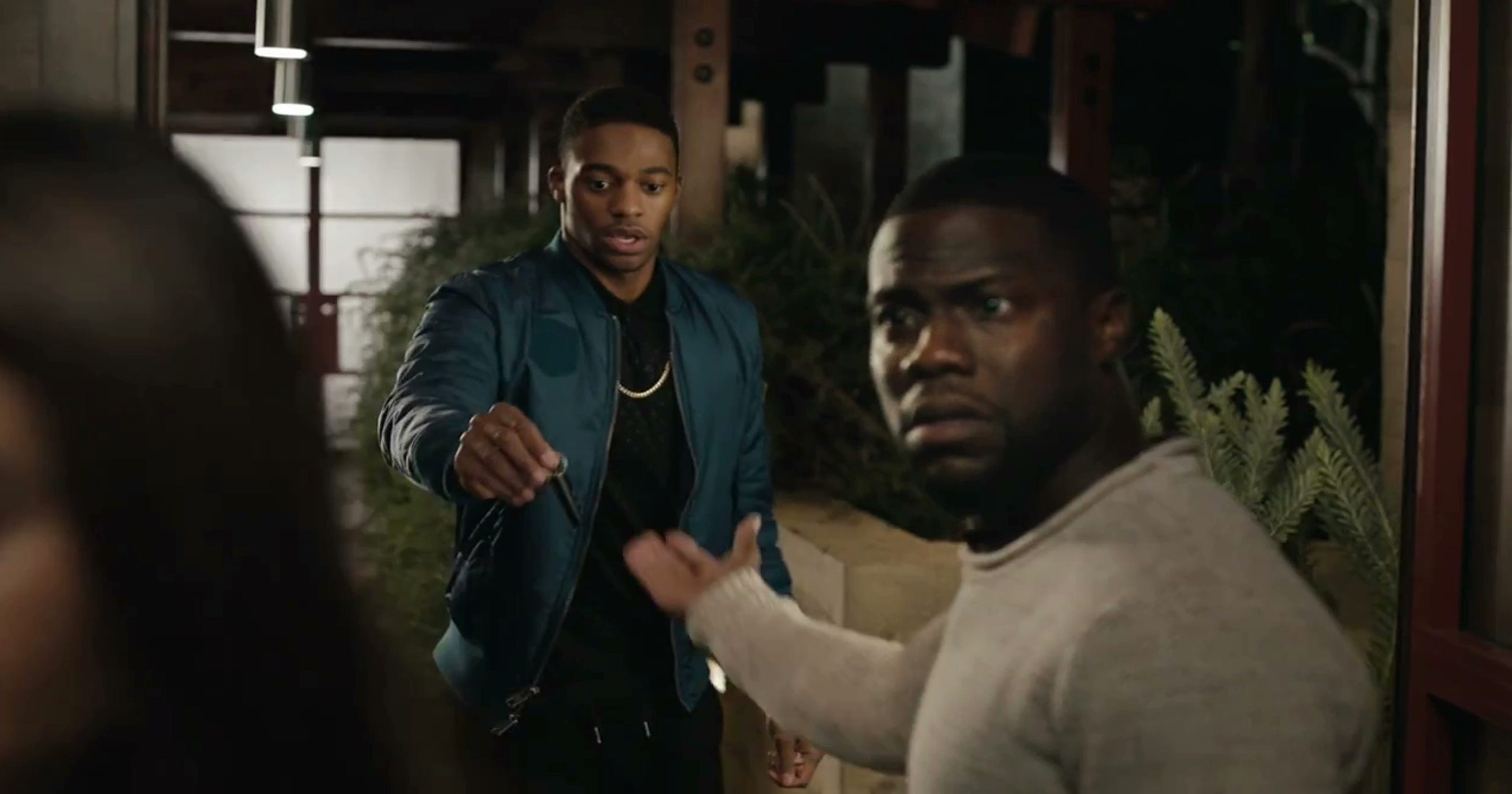 Kevin Hart Commercial >> Hyundai S First Date Wins Usa Today S Super Bowl Ad Meter