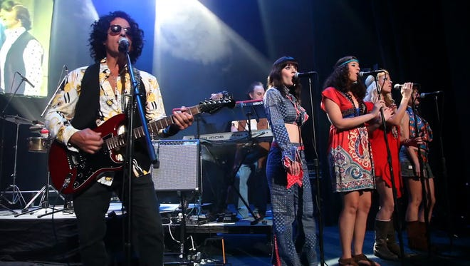 Dance to the sounds of the 60's and Woodstock at Summer of Love Concert, 7:30 p.m. Friday, Feb. 19 at Emens.