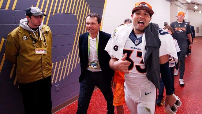 Broncos safety Shiloh Keo.