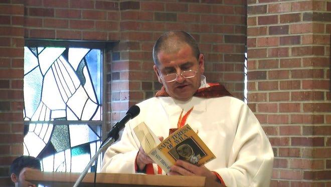 The Rev. Michael Champagne