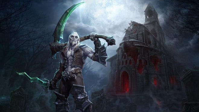 The necromance Xul joins Blizzard's Heroes of the Storm.
