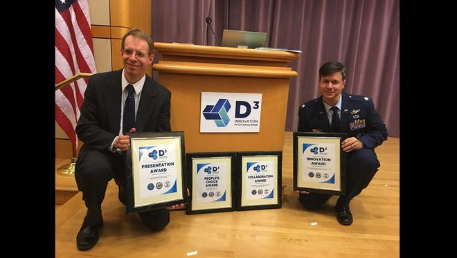 Maxwell's team of innovators win big at Department of Defense D3 contest, winning four out of seven categories, including the top award for innovation.