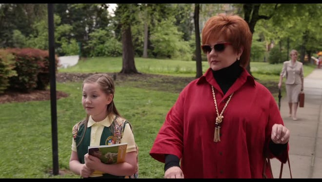 "Melissa McCarthy, right, stars in ""The Boss,"" currently showing in El Paso theaters."