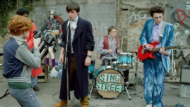 "From director John Carney (""Once,"" ""Begin Again""), ""Sing Street"" takes us back to 1980s Dublin seen through the eyes of a 14-year-old boy."