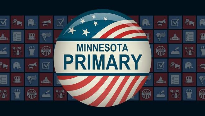 Minnesota Primary election