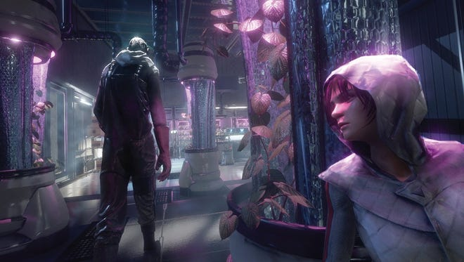 Be vewy, vewy quiet.... Stealth is a big part of the gameplay in Republique.