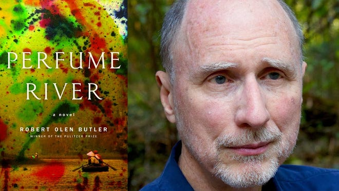 "Robert Olen Butler will be at Malaprop's on Sept. 13 for his newest novel, ""Perfume River."""