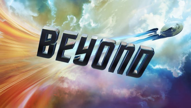 """""""Star Trek Beyond"""" comes out on DVD and Blu-ray Tuesday."""