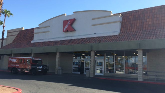 Kmart's former Indio location at 81-691 Highway 111.