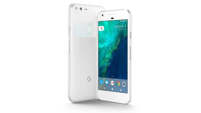 Google's newest smartphone, Pixel.