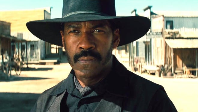 Denzel is 'Magnificent,' and the movie's not bad.