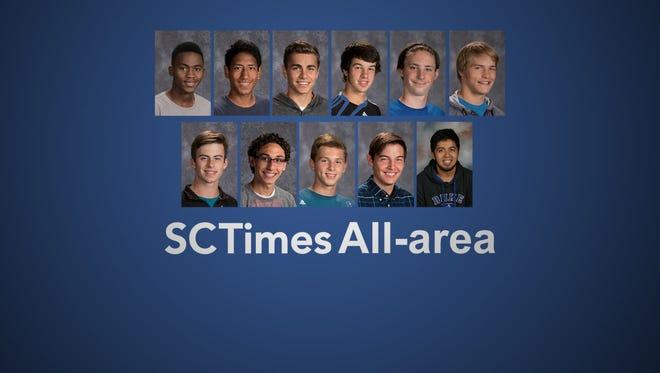 All-Area Boys Soccer Team