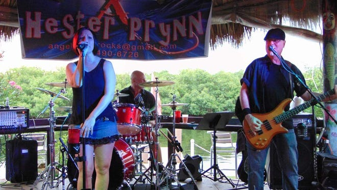 Southwest Florida cover band Hester Prynn performs live.