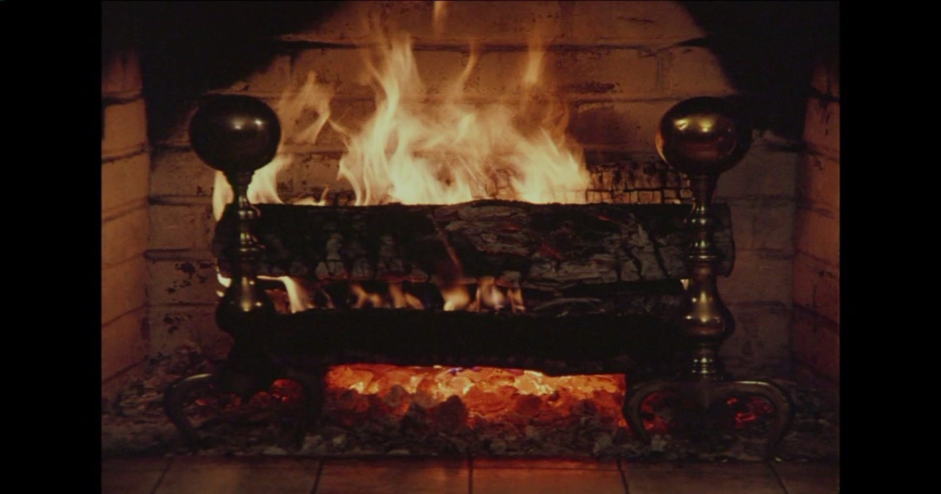 Original Yule Log returns for 50th anniversary
