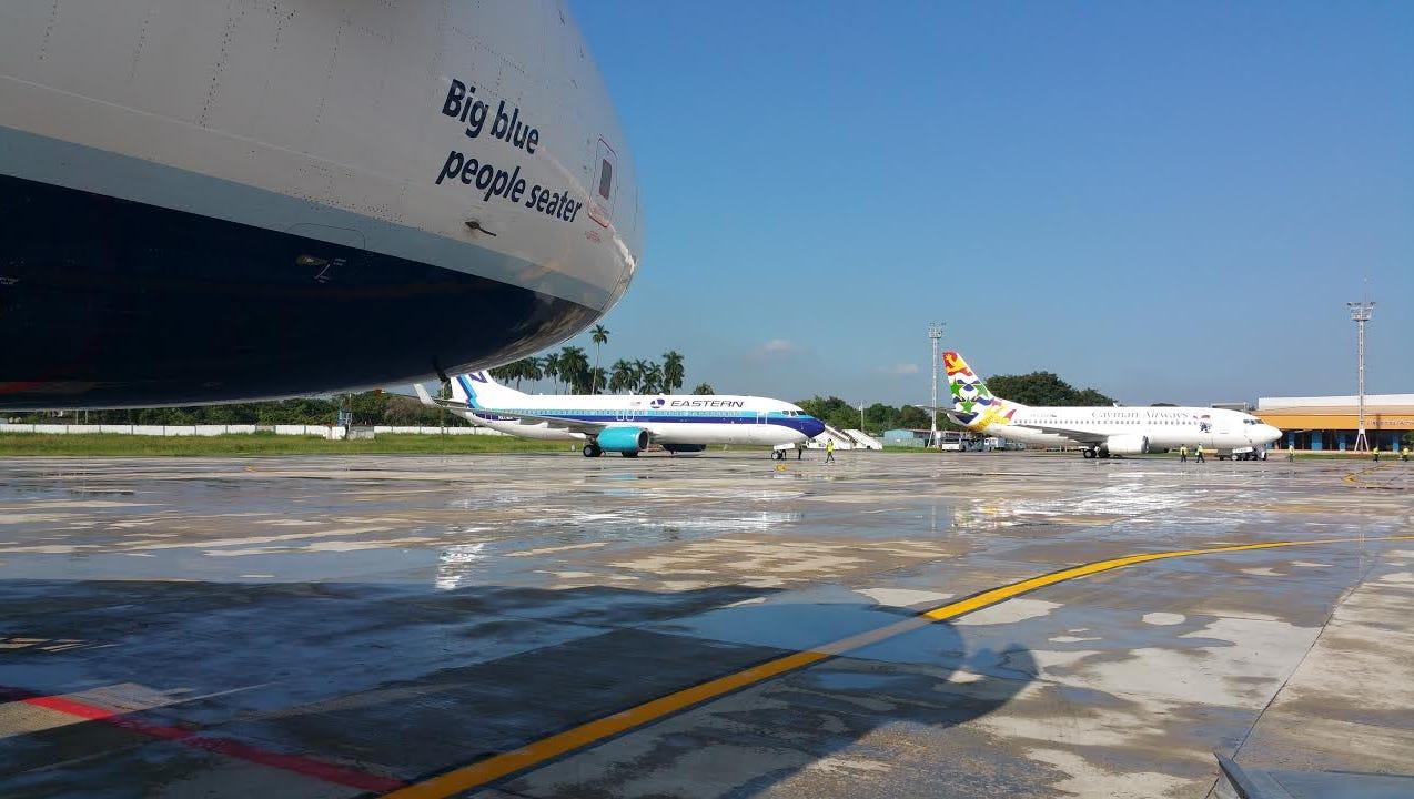 Aeroporto Havana Arrivi : Name that airport havana cuba