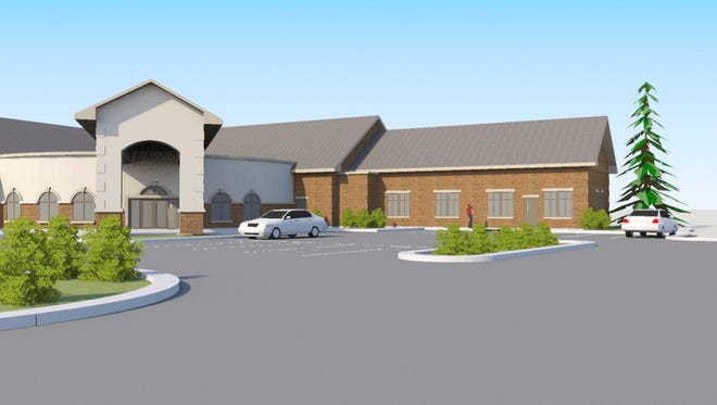 Sachse Construction and Oakland Veterinary Referral Services announced the completed expansion of the state-of-the-art veterinary hospital located at 1400 S. Telegraph Road in Bloomfield Hills.