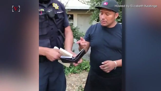 Thousand of dollars have been raised for an unlicensed hot dog vendor whose money was seized by a University of California police officer.