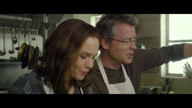 """Renée Zellweger and Greg Kinnear play a husband and wife whose relationship is strained in the inspirational drama """"Same Kind of Different As Me."""""""